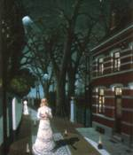 Paul Delvaux: All the Lights