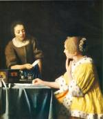 Vermeer: Mistress and Maid