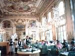 Restaurant at Orsay Museum