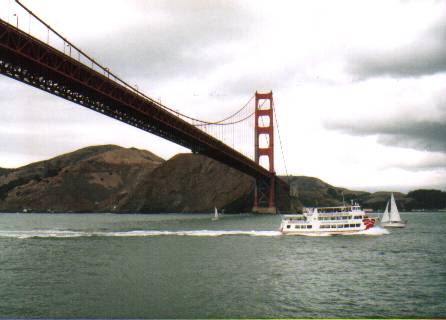 GGB from Bay Cruise